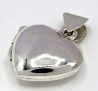 Medaillon Anhänger FOTO Klapp Medaillon 925er Silber   TOP PRICE