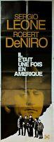 Plakat Kino Es War Une Fach Aus Amerika De Niro Leone Hose 60 X 160 CM