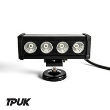 40W 6500K Black Series LED Light Bar Land Rover Defender