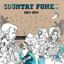 COUNTRY FUNK VOL.2 1967-1974  CD NEW+