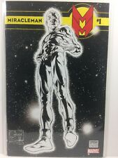 Miracleman #1 - Joe Quesada Limited Sketch Variant