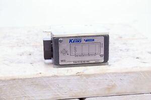Tokyo Keiki Tokimec TGMDC-3-Y-PK-51 Check Valve