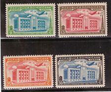 Dominican Republic,Airmail,Scott#C49-C52,MH