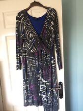 Ladies Dress From Alexon Size 20