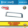 Mascherina Autoradio Alfa Romeo 147/156 GT Argento Adattatore Cornice Stereo