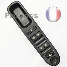 Platine Commande interrupteur Lève-Vitre Electrique Peugeot 307 Neuf 6554KT