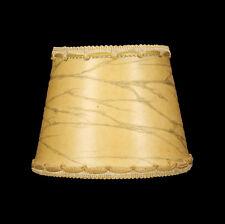 Ancien  Abat-Jour à Pinces pour Lampe ou Lustre