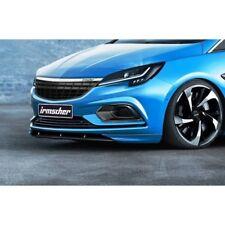 Irmscher Kühlergrill mit Leiste im Alu-Look für Opel Astra K inkl ST i6301051