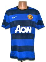 MANCHESTER UNITED 2011/2012 AWAY FOOTBALL SHIRT JERSEY NIKE SIZE L ADULT