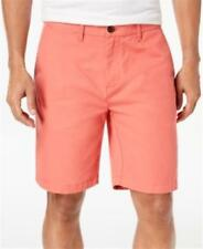Tommy Hilfiger Shorts Spiced Coral Mens 40 New