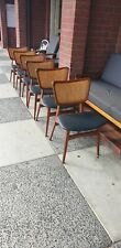 Retro Fler Dining Chairs Restored & Recovered