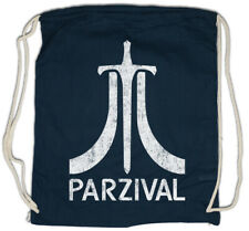 Parzival Turnbeutel Parcival Ready Fun Gamer Player One Games Gaming Nerd