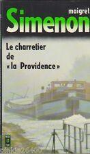 Le Charretier De La Providence - Simenon - Maigret. Très Bon état.1982. 13/5