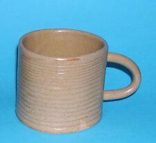 Olivia Jeffries Studio Pottery - Distinctive Stoneware Display Mug -Fully Signed