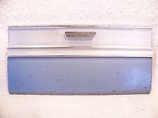 1963 DODGE DART GT GLOVE BOX DOOR DART 270 170