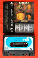 LAIBACH LET IT BE 1988 RARE EXYU CASSETTE TAPE