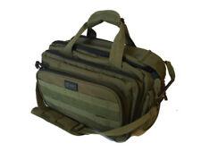 DDT Ranger OD GREEN Padded 4 Gun Pistol Range Bag Tactical Shooting Gear