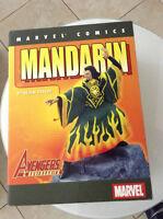 AVENGERS & ADVERSARIES MANDARIN STATUE MARVEL #1235/5000 IRON MAN DIAMOND SELECT