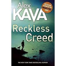 Reckless Creed by Alex Kava (Hardback, 2016)