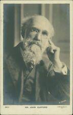 John Clifford Nonconformist Minister Politician Born 1836 Sawley   Qi.706