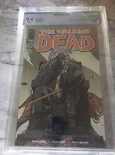 The Walking Dead 108 CBCS 9.4 First 1st Ezekiel & Shiva Negan Kingdom