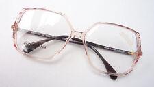 Jewels Glasses Frames Ladies Beige Brown Lunettes Light Spx Silhouette SIZE M