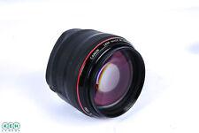 Canon 85mm F/1.2 L II USM EF Mount Lens {72}