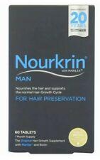 Nourkrin MAN Hair Preservation Programme 60 tab 1 Months Supply Long expr