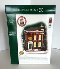 Department 56. Dickens' Village. Dickens Birthplace