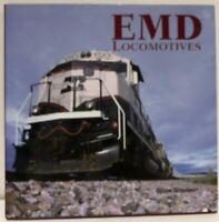 NEW EMD Locomotives Brian Solomon 2006 h/b US trains engines General Motors