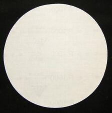 "(50) Sia 1000 Grit Fine Finish Hook & Loop 6"" Inch Aluminum OxideSanding Disks"