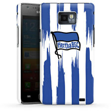 Samsung Galaxy S2 Premium Case Cover - Strips & BSC