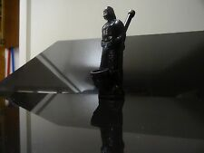 Darth Vader Ceramic Tobacco Pipe ,5 Metal Screens Glass Alternative  PM 3105