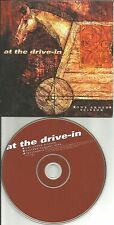 Mars Volta AT THE DRIVE IN One Armed Scissor w/ UNRELEASED USA CD single Sparta
