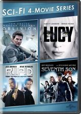 4 Times The Action Sci-Fi Movie Collections (Dvd)