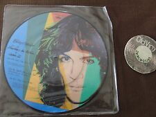 "7"" Single Billy Squier l'émotivité semble in motion UK 1982 
