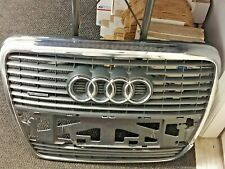 05-08 C6 OEM AUDI A6 FRONT CENTER MAIN GRILLE GRILL 4F0853651