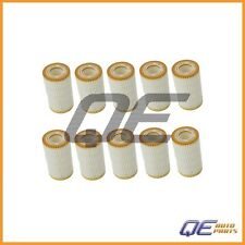 10 Oil Filters Bosch Workshop 72204WS For: Dodge MB E55 AMG E550 G55 AMG G550
