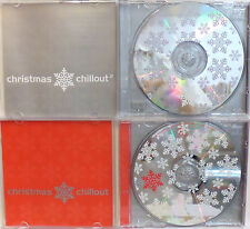 2 CD * CHRISTMAS CHILLOUT / Crystal Theory / Laid-back Holiday grooves 2004 2005