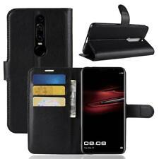 Handyhülle Schutzhülle Handytasche Case Cover für Huawei Mate RS Schwarz