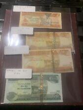 Ethiopia 1 2008 10 Notes! 46 e New UNC Wholesale Dealers Lot EE2000 P
