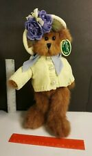 Bearington Collection Sandy Bear Ltd Series Mint All Tags 1472 10""