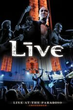 Live: Live at the Paradiso Amsterdam (2008, DVD NIEUW)
