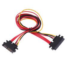 Adaptateur Slimline SATA vers SATA Femelle / Mâle avec câble