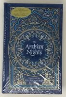 The Arabian Nights Richard Burton Illustrated Sealed Leather Bound Gift Edition