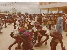 snapshot couleurs Togo préfecture de la Binah exécution de la danse Poussiété