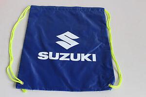 Gymnastics Bag Hipster Gymbag Suzuki Ecstar Backpack Beutel-Tasche