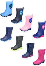 Kinder Baby Gummistiefel Regenstiefel Schuhe Regenschuhe Wasserschuhe Gr.22-37