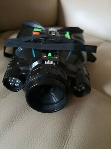 Jacks Pacific Spynet Ultra Night vision goggles and Spy Gear Alarm.