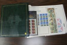 Over $150 Face Value 32¢ Commemorative Stamps - Nice Album - 1996-2000 (X690)